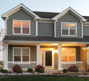 VARIFORM ClimaForce Vinyl Siding