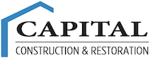Capital Construction & Restoration Logo